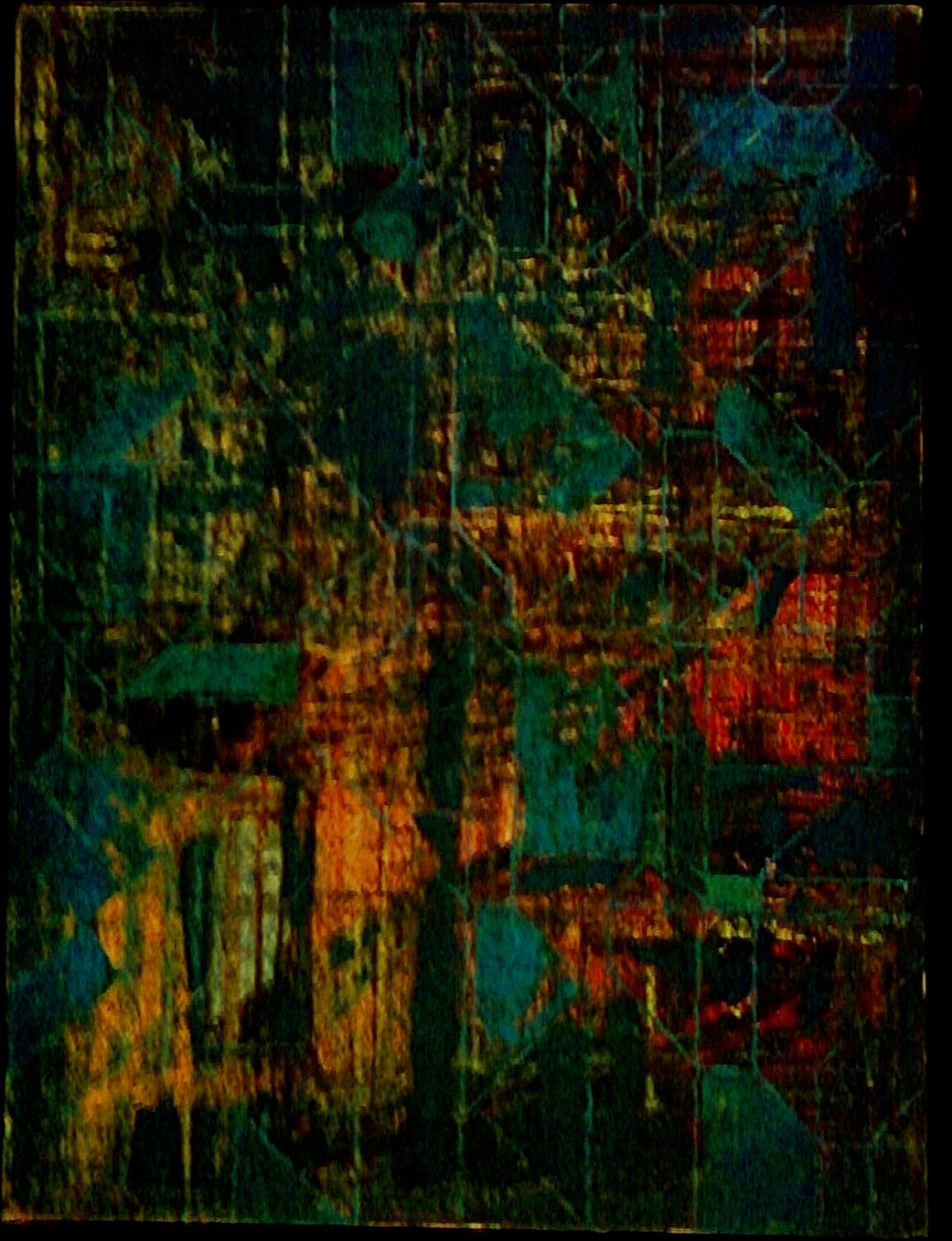 ChristopherBeauAbstractArtOriginalOilPaintingArtSymphony